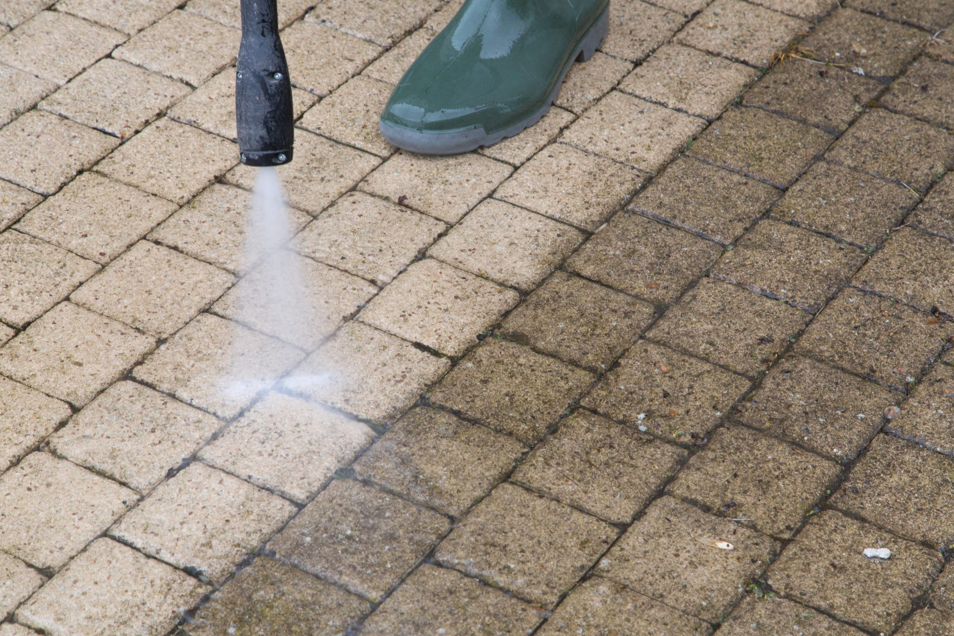 Freshen Up Your Property with Power Washing!